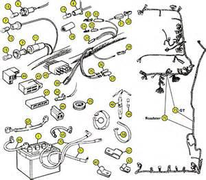 similiar 1977 mgb wiring harness keywords 1977 mgb wiring harness diagram on moss motors mga wiring diagram