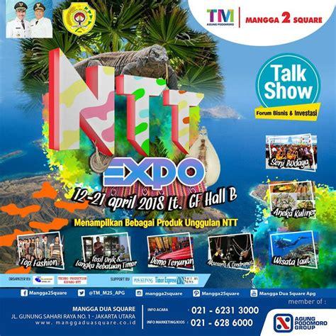 ntt expo trade mall mangga  square   april