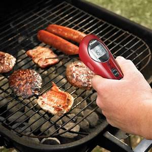 Polder Meat Thermometer Instructions