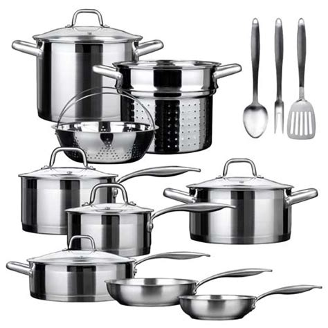induction ready cookware sets  foodal