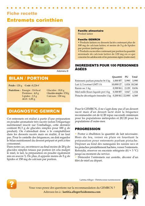 recette cuisine collective fiche recette cuisine collective un site culinaire populaire avec des recettes utiles