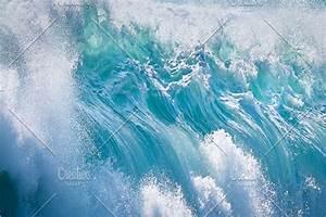Ocean Wave Backgrounds Free & Premium Designs