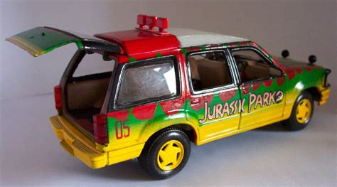 jurassic park car toy jurassic park toy vehicles vehicle ideas