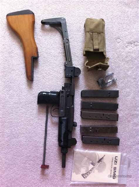 UZI Parts Kit IMI Complete with accessories for sale
