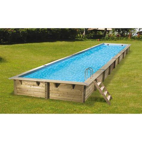 photo piscine en kit hors sol pas cher