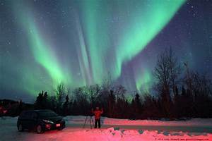 Amazing Aurora In Alaska  March 2014