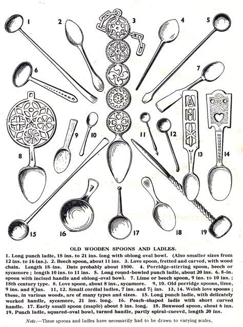 wooden spoons   woodworker magazine lost art press
