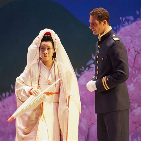 Behind The Scenes As Madam Butterfly Filmed In 3d
