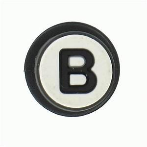 Jibbitz alphabet letter b jibbitz from jelly egg uk for Croc jibbitz letters