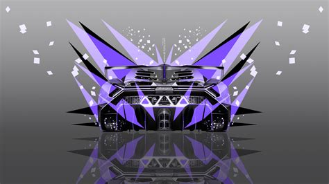 lamborghini veneno  abstract transformer car