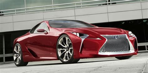 2012 lexus sports car the motoring world lexus to preview all new concept car