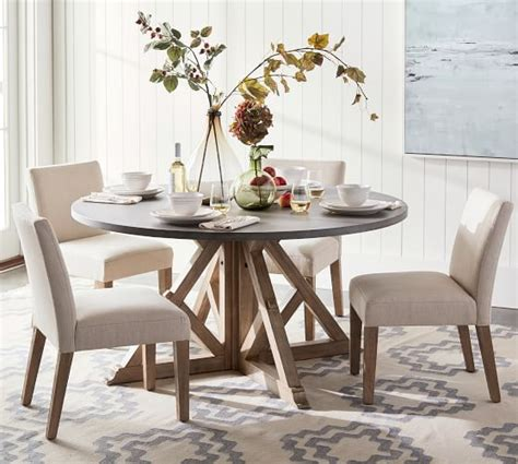 15 Best Pottery Barn Dining Tables On Sale! | Candie Anderson