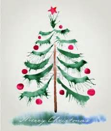 Christmas Watercolor Painting Ideas