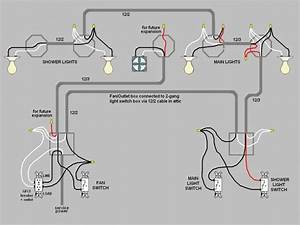 21 Elegant How To Wire Lights In Parallel With Switch Diagram