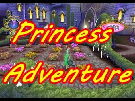 kids gamedisney princess  fairy tale adventure game