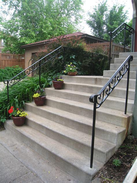 Get it as soon as wed, jul 7. Exterior Step Railings - O'Brien Ornamental Iron