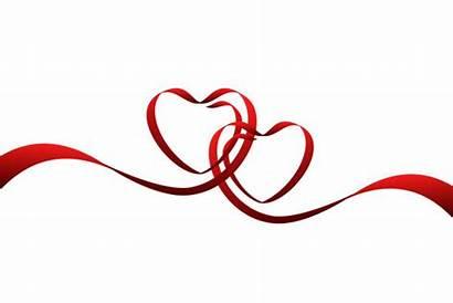 Clipart Vector Clip Hearts Shape Ribbons Graphics