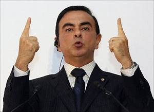 Carlos Ghosn Salaire : salaire des grands patrons 190 smic ~ Medecine-chirurgie-esthetiques.com Avis de Voitures