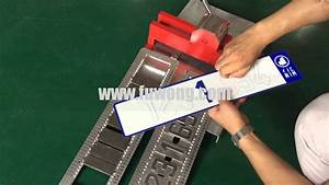 Manual Embossing Press