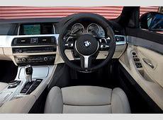 BMW 5 Series 20102017 interior Autocar