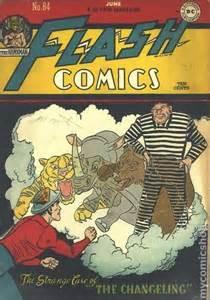 1940 Flash Comics
