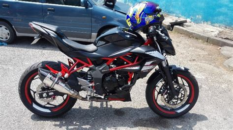Kawasaki Z250sl Image by 2015 Kawasaki 250sl Rm10 000 Black Kawasaki Used