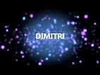 HAPPY BIRTHDAY DIMITRI! - YouTube