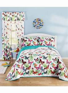 Butterfly garden bedding separates carolwrightgiftscom for Butterfly garden bedding