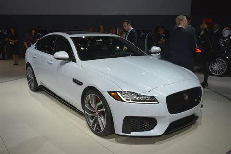 2016 Jaguar Xf First Look