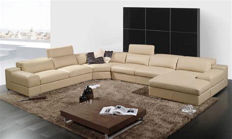 canapé grande taille 2013 dernière maison conçoit moden canapé en cuir grande