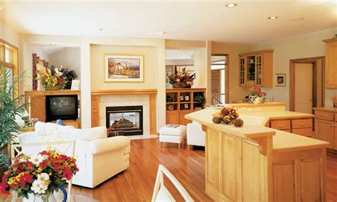 small open concept house plans simple small open floor