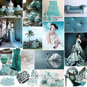 A passion driven by weddings teal my beach wedding for Teal wedding theme ideas