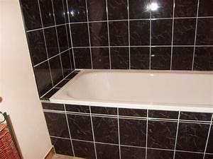 Baignoire à Poser : comment poser du carrelage autour une baignoire ~ Melissatoandfro.com Idées de Décoration