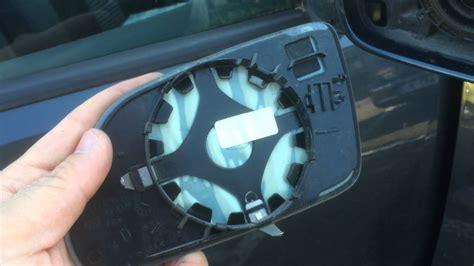 miroir r 233 troviseur clio 3 28 images comment changer une glace chauffante miroir de r 233