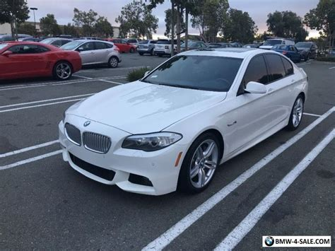2013 Bmw 5 Series by 2013 Bmw 5 Series M Sport For Sale In United States