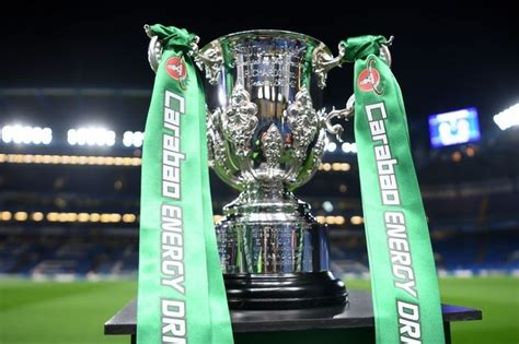 Carabao Cup fixtures on TV – how to watch live video games ...