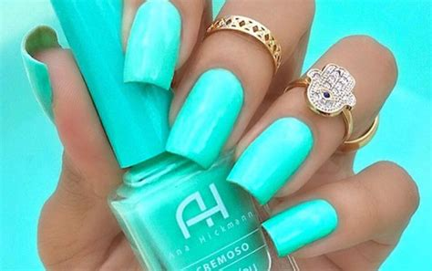 Best Nail Polish Colors For Summer Tan