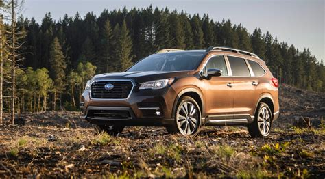 Subaru Ascent Review by 2019 Subaru Ascent Review Ready For The Mainstream The