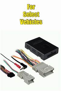Metra Gmos Bose  Chime Car Radio Replacement