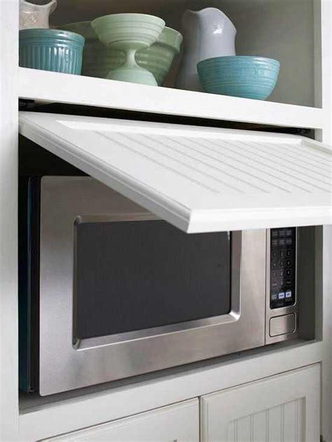 integrated kitchen hidden microwave mumsnet