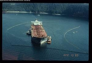 The Exxon Valdez Oil Spill - DreamreaderDreamreader