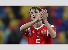 Copa do Mundo 2018 Mário Fernandes, o lateral da Rússia