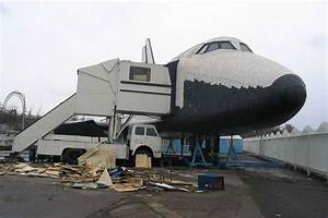 Abandoned Russian Space Shuttle Buran   Urban Ghosts