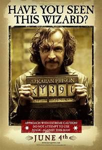 """Prisoner of Azkaban"" Posters - Harry Potter Photo (34412 ..."