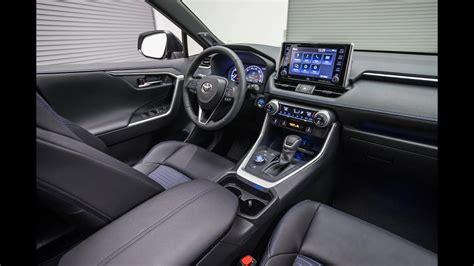 Interni Rav4 2019 Toyota Rav4 Car Review Interior And Exterior