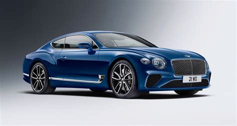 bentley continental 2019 bentley continental gt revealed ahead of its