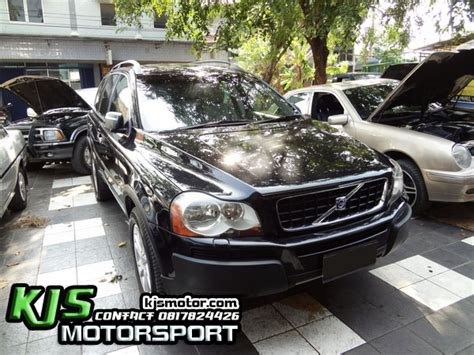Modifikasi Volvo Xc90 by Dijual Volvo Xc90 2 9l T6 Turbocharged Tiptronic