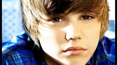 Justin Bieber 13 Years Old