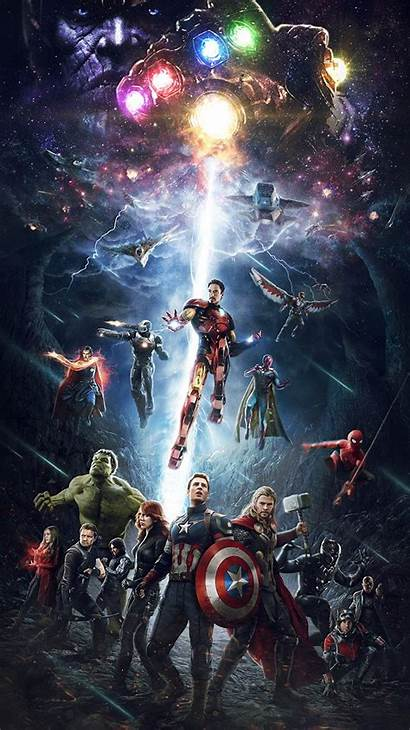 Avengers Marvel Hero Infinitywar Be83 Iphone Ipad