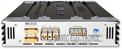 hifonics bxi1606d wiring help